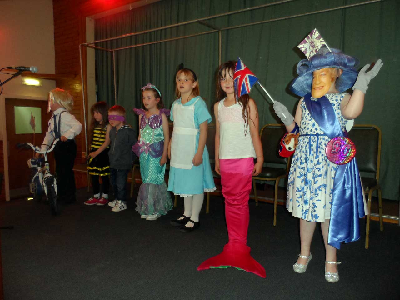 Photo: Lybster Gala 2016