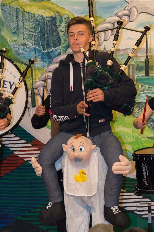 Photo: Wick Pipe Band Fun Night