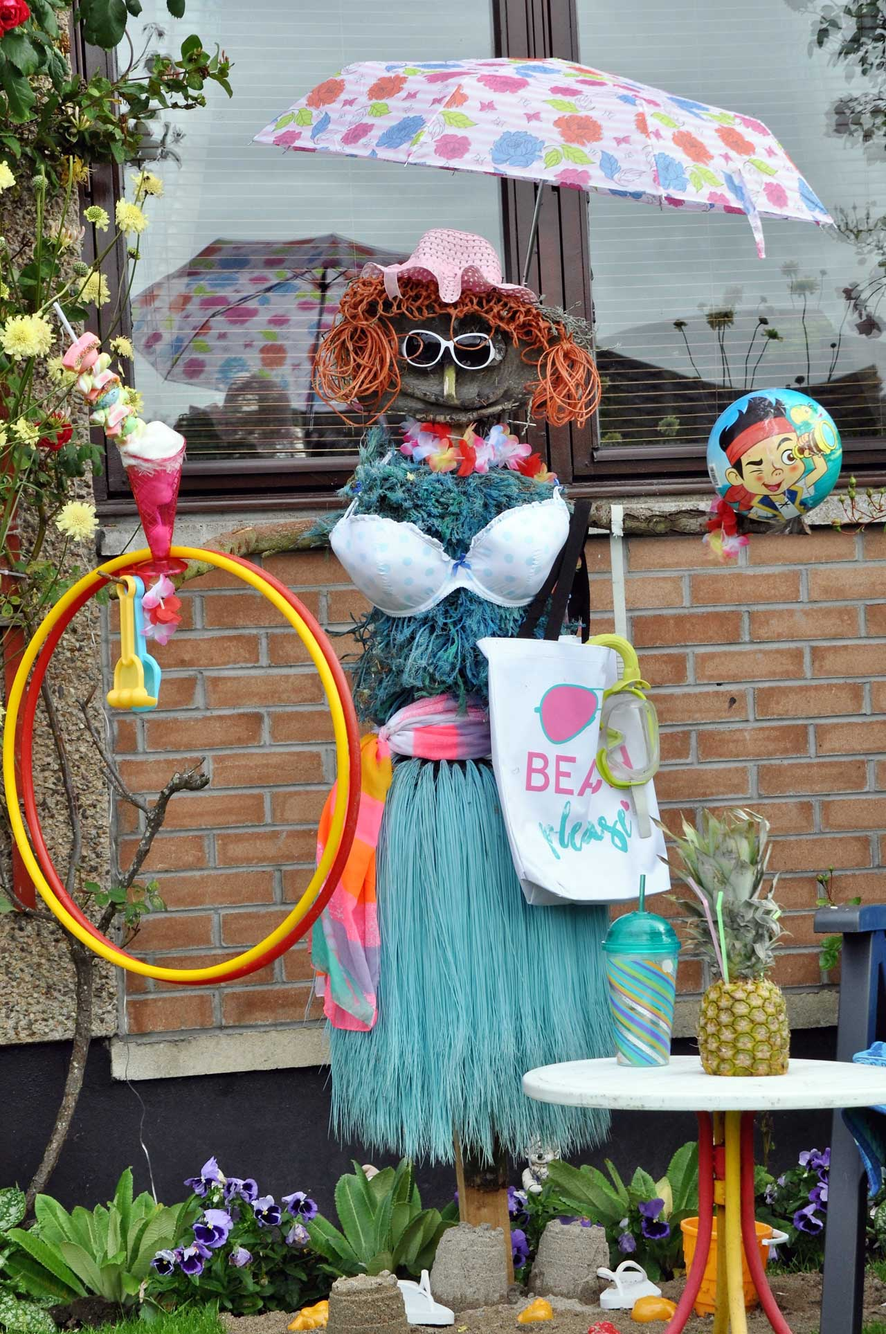 Photo: Scarecrows At Wick Gala 2016