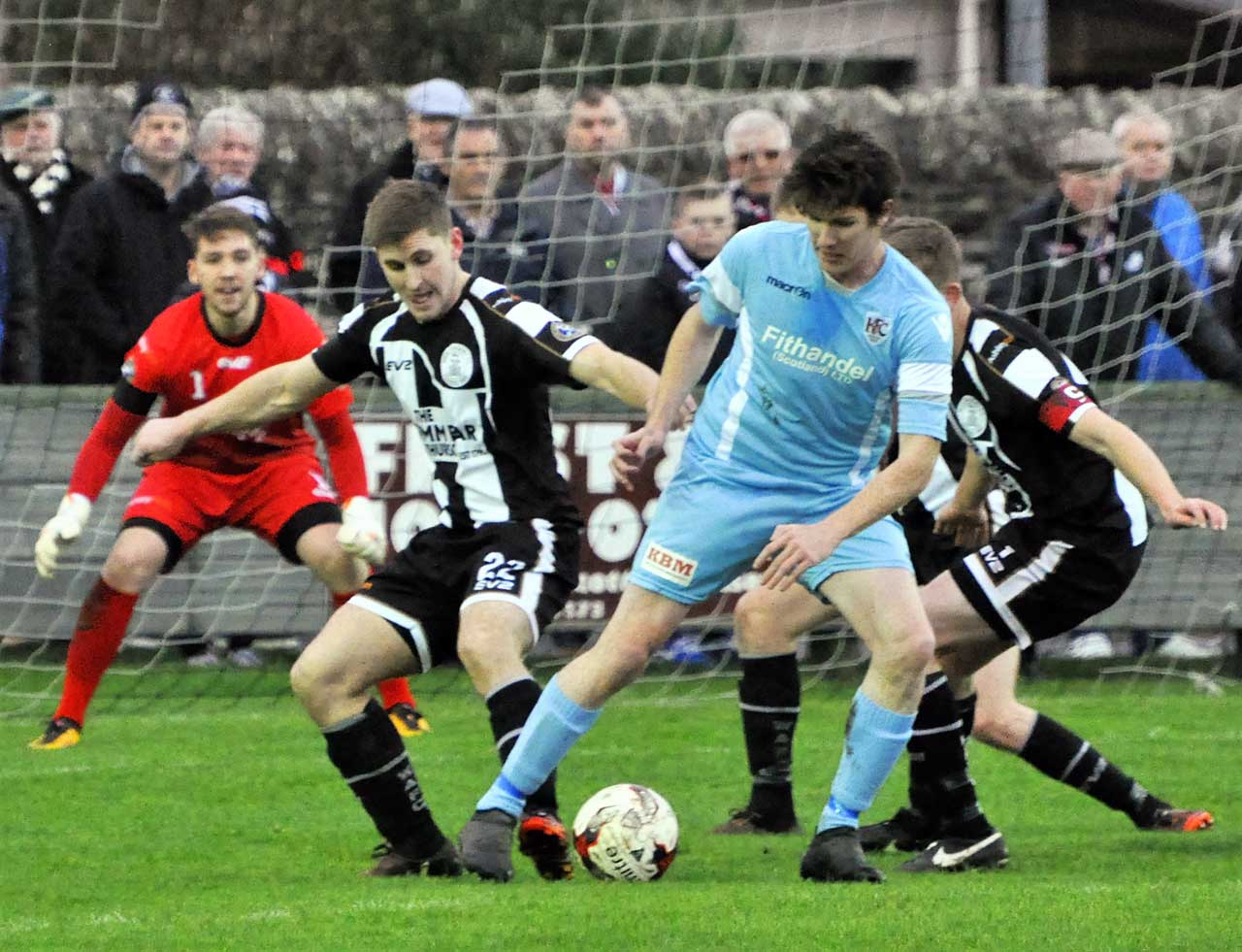 Photo: Wick Academy 3 Keith 1