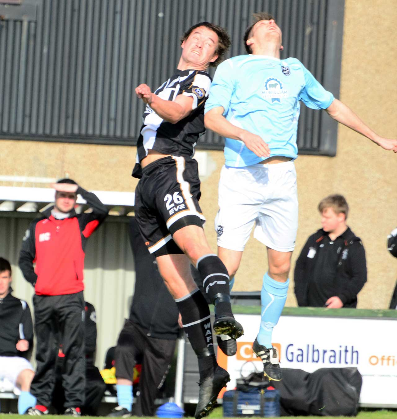 Photo: Wick Academy 0 Fraserburgh 1