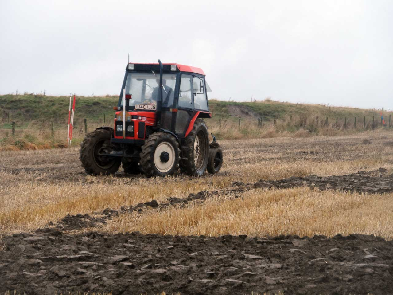 Photo: North and West Caithness Ploughing Association 27th Competition 2016
