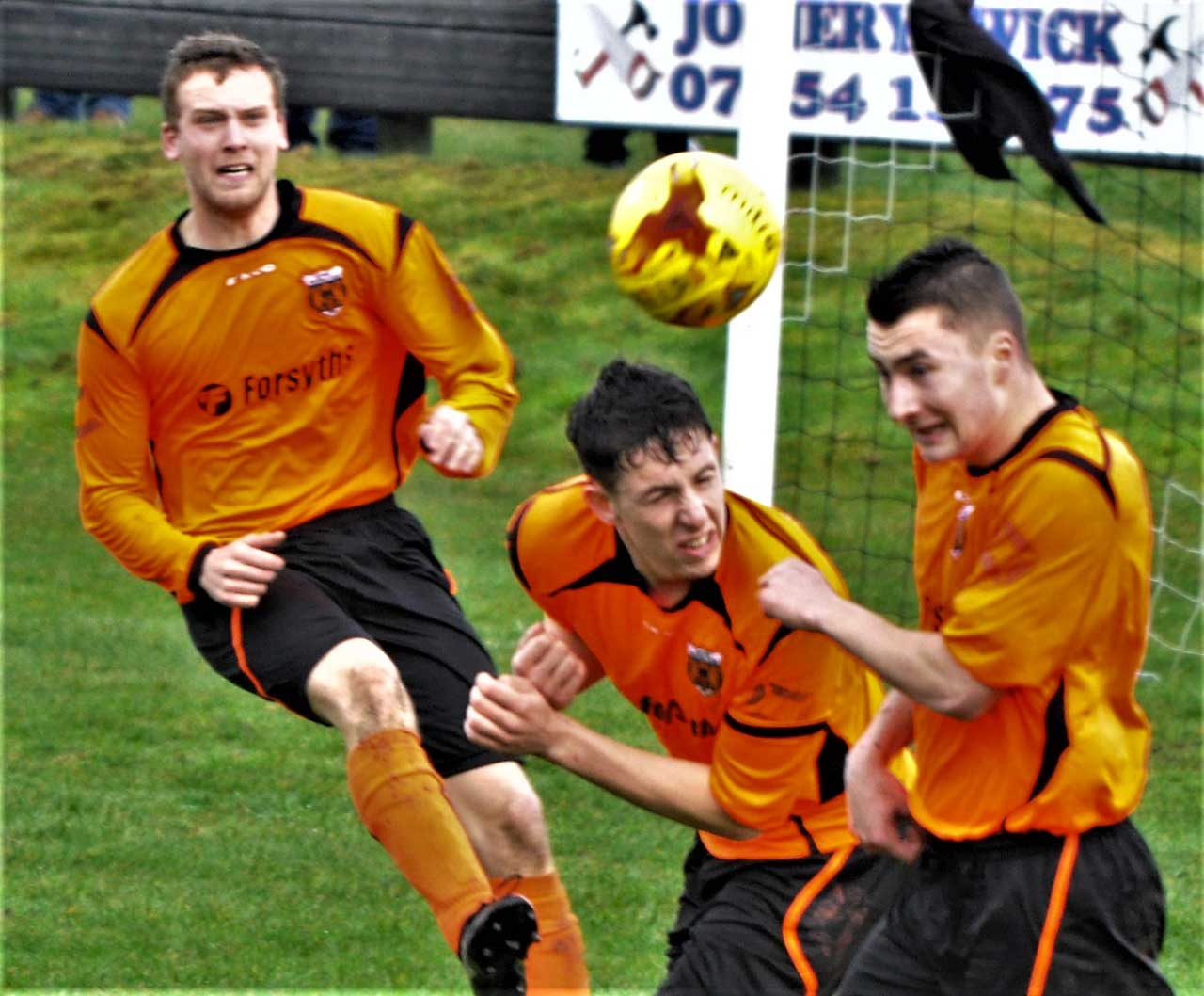 Photo: Wick Academy 1 Rothes 1