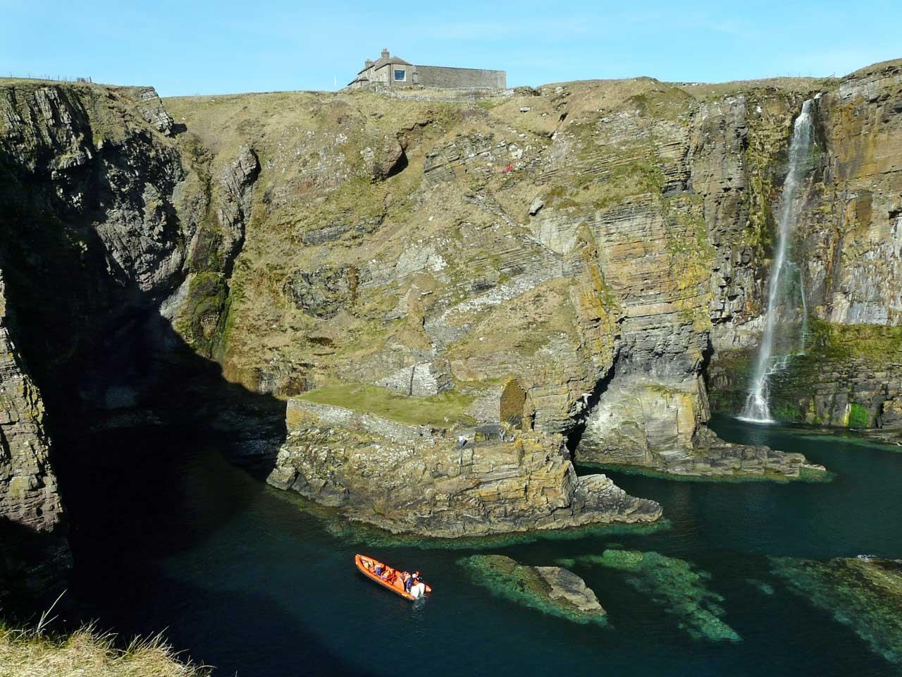 Photo: Caithness Seacoast Adventure Tours 2017 Season