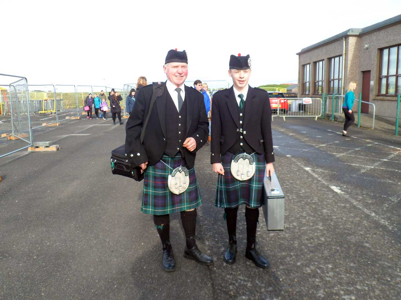 Photo: Newton Park Primary Opens At Wick Campus