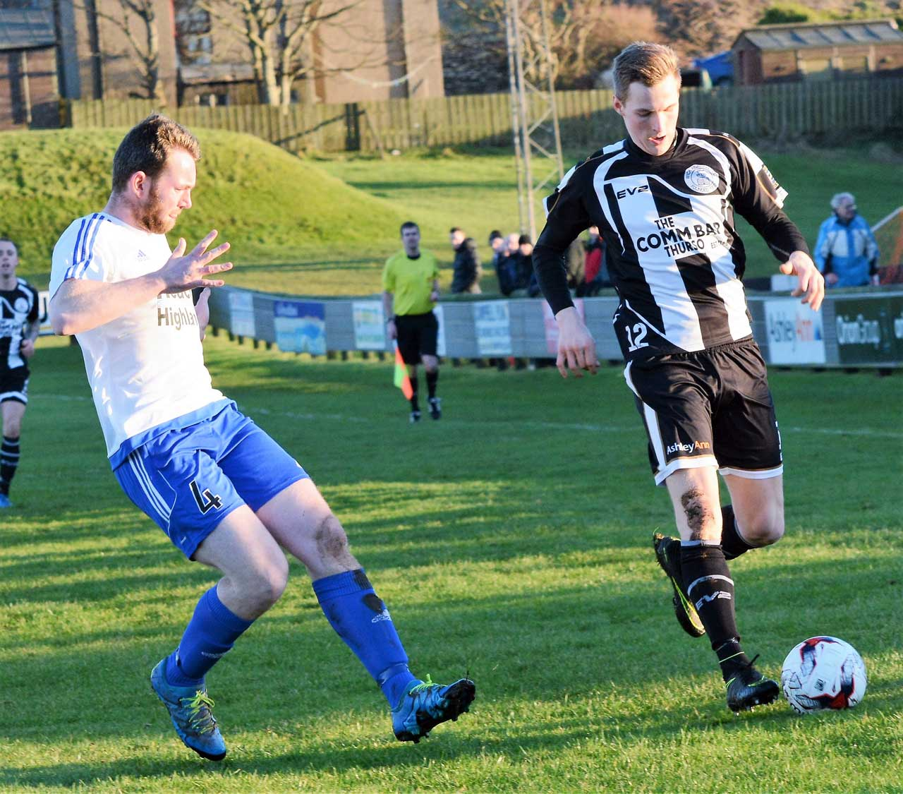 Photo: Wick Academy 1 Nairn County 5