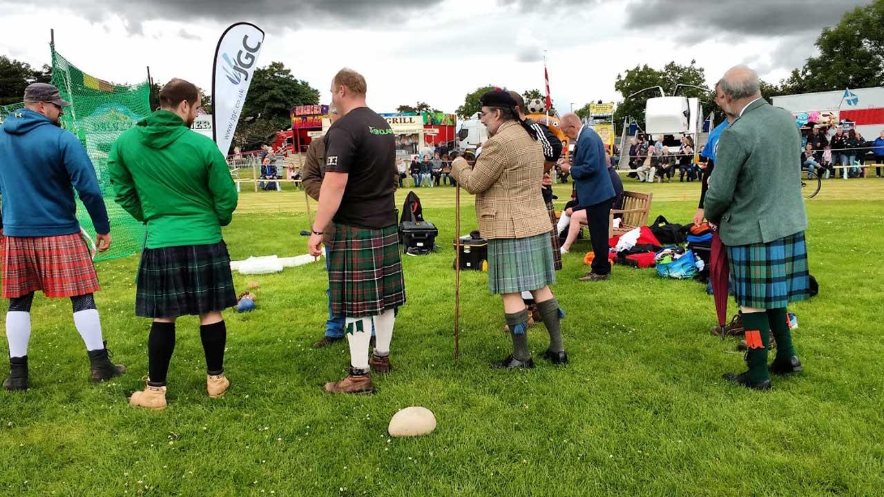 Photo: Halkirk Highland Games 2017