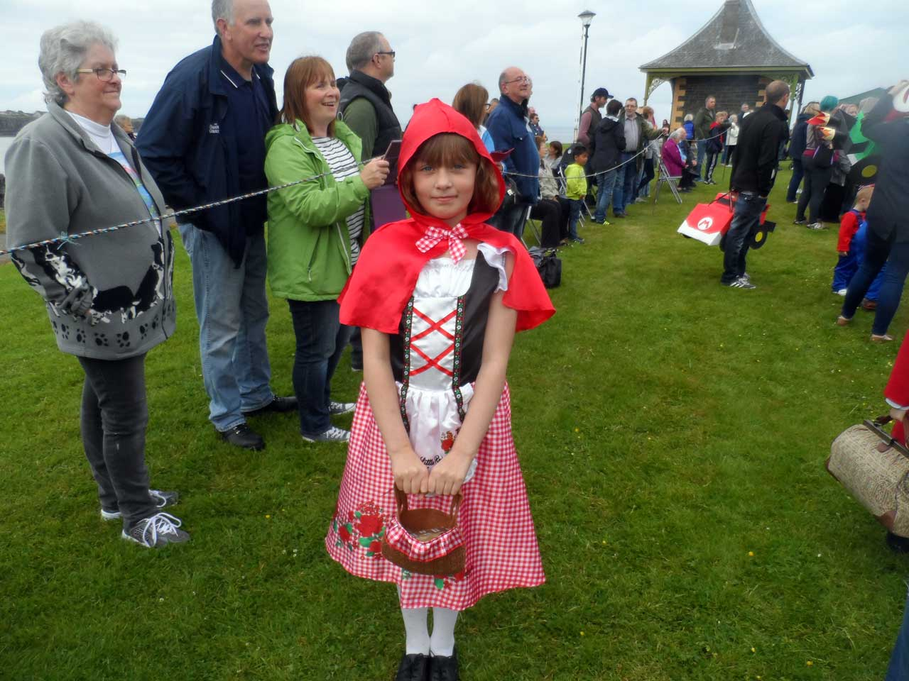 Photo: Wick Gala 2017 Children's Fancy Dress