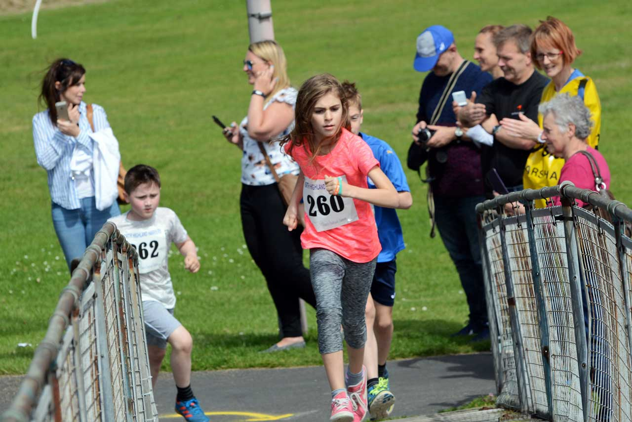 Photo: Wick Gala 2017 Fun Run