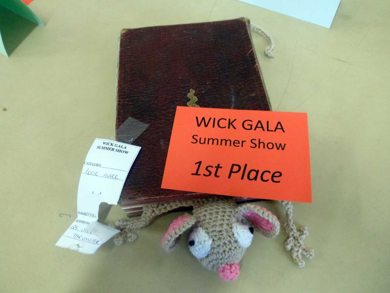 Photo: Wick Gala 2017 Summer Show