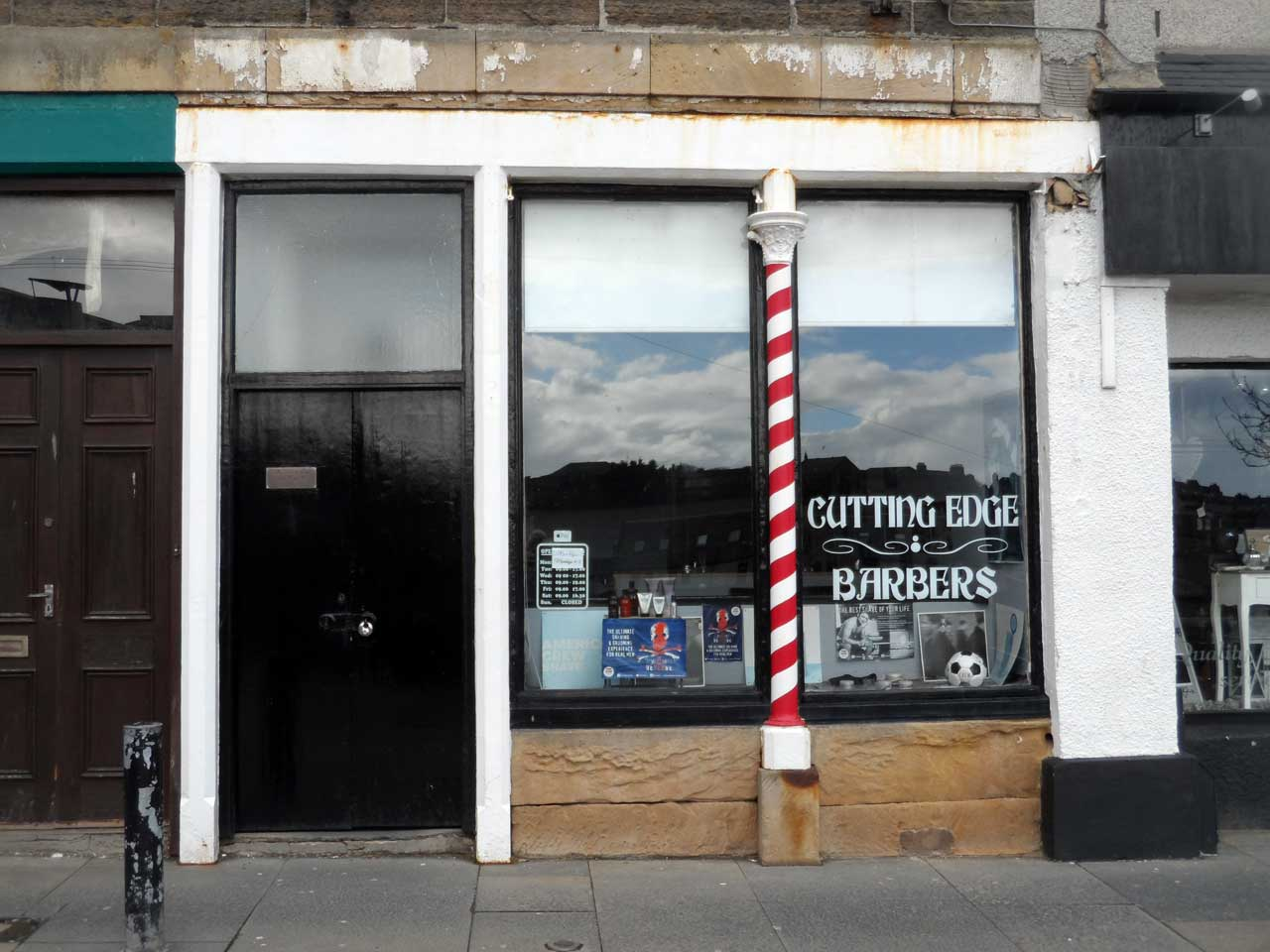Photo: High Street, Wick - Sunday 19th March 2017