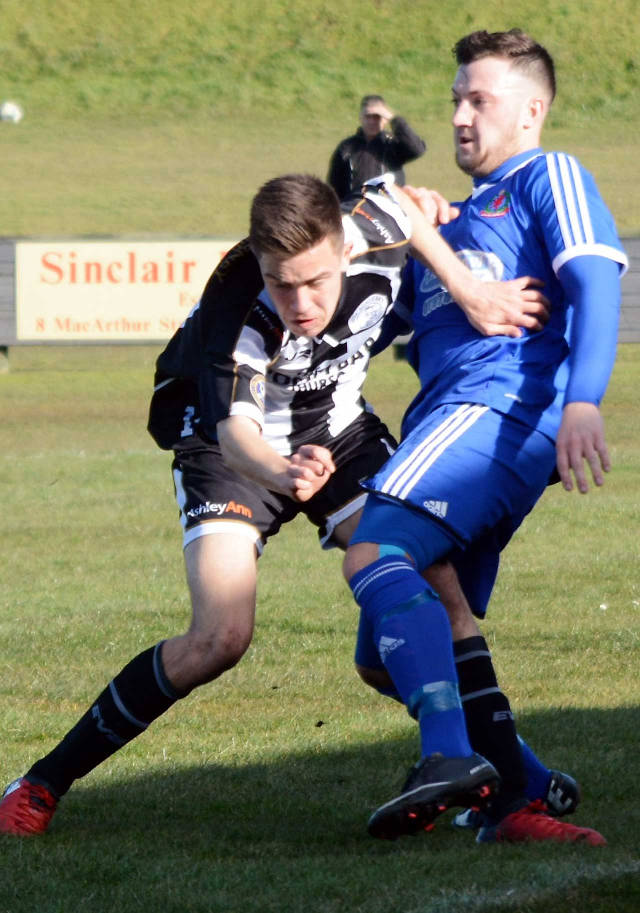 Photo: Wick Academy 2 Cove Rangers 3
