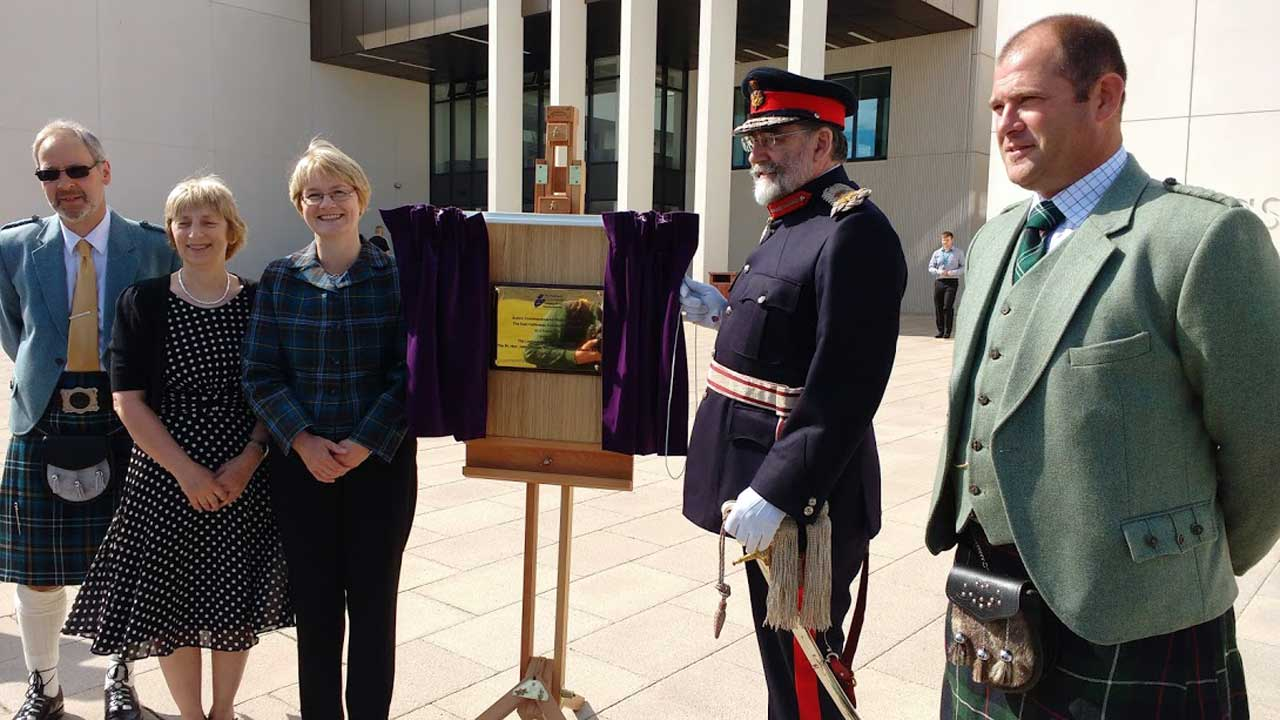 Photo: Wick Community Campus Official Opening