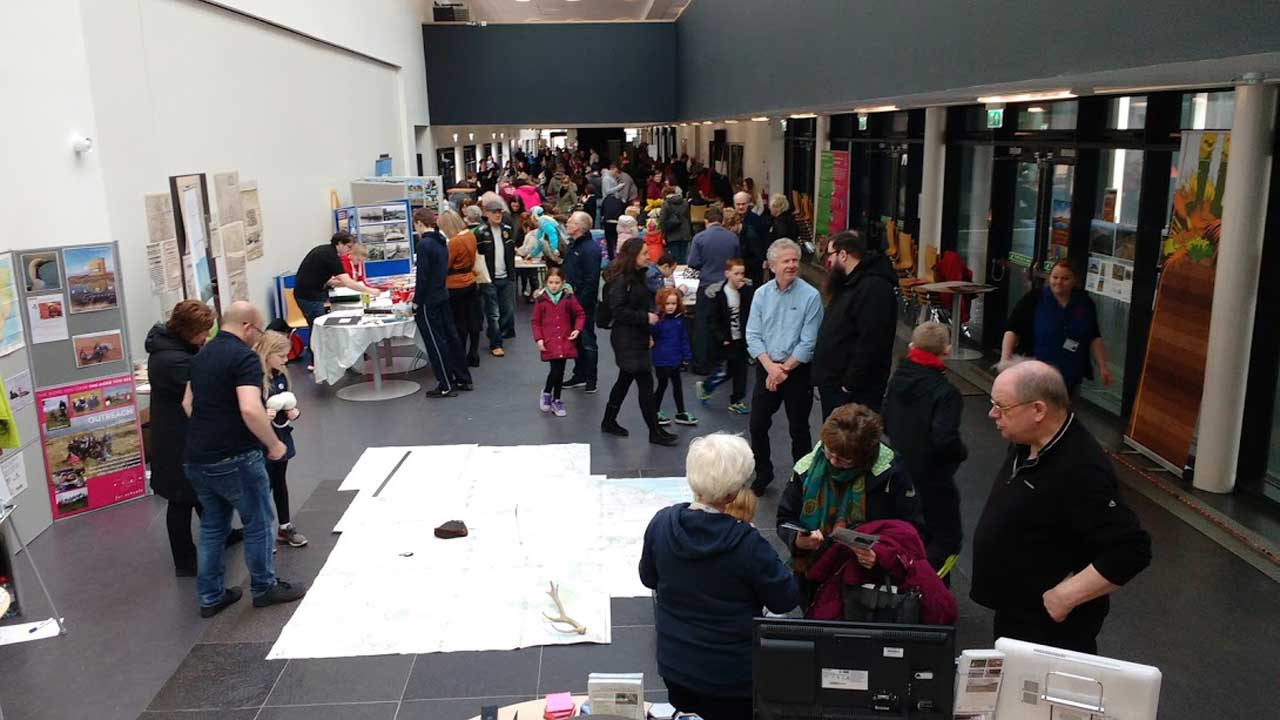 Photo: Caithness Science Festival 2018 Fun Day