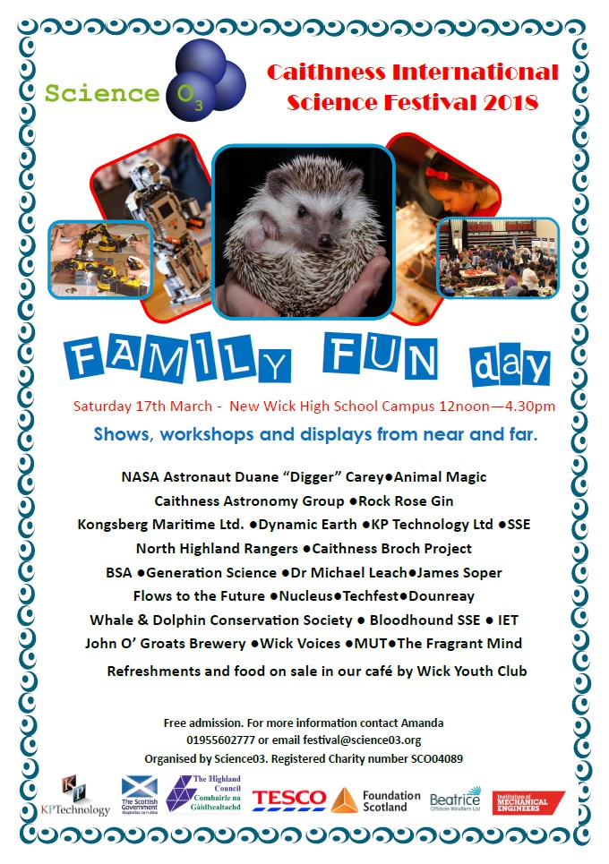 Photo: Family Funday -Saturday 17th March 2018