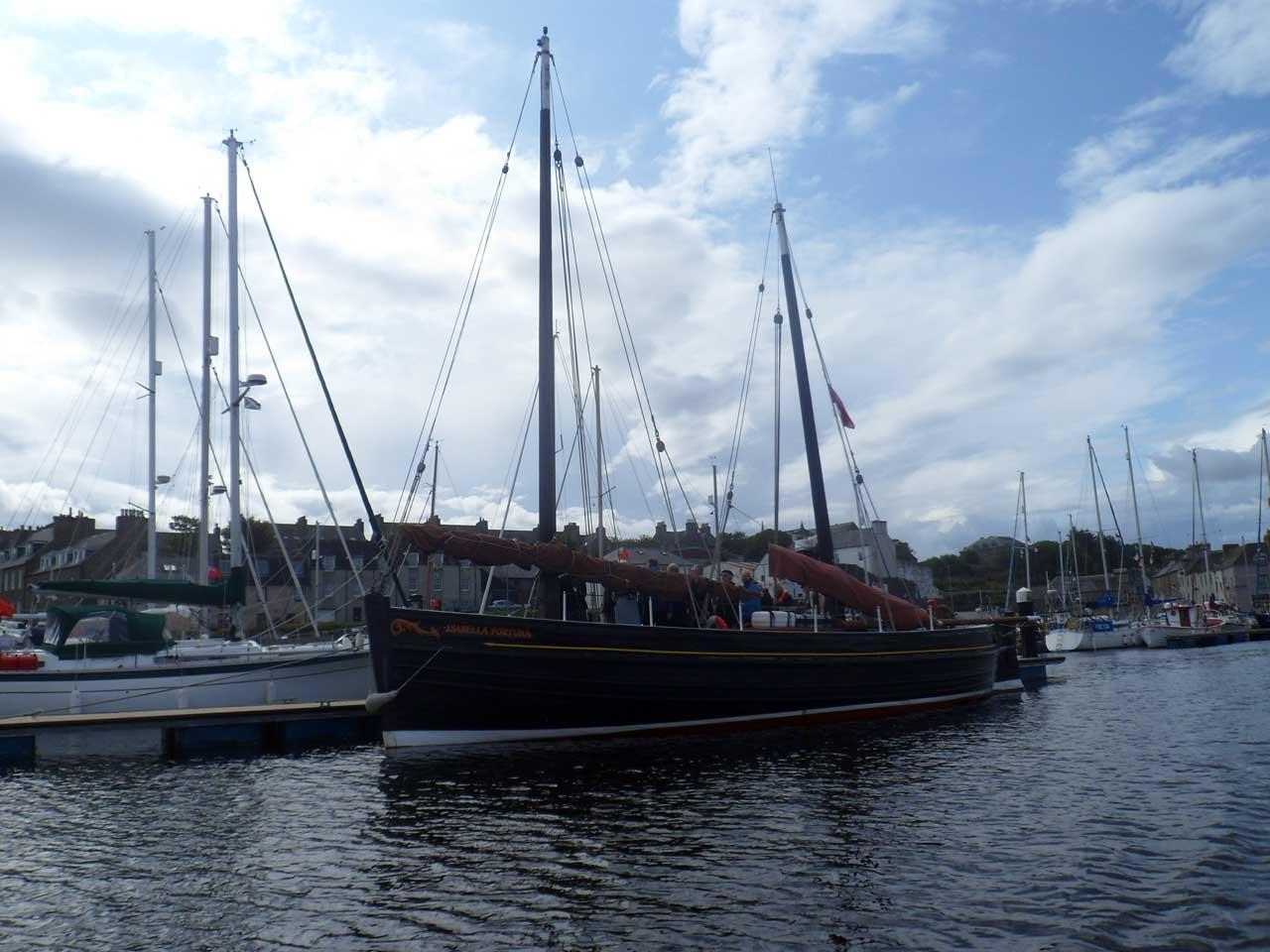 Photo: Black Saturday Anniversary Flotilla of Boats At Wick Bay
