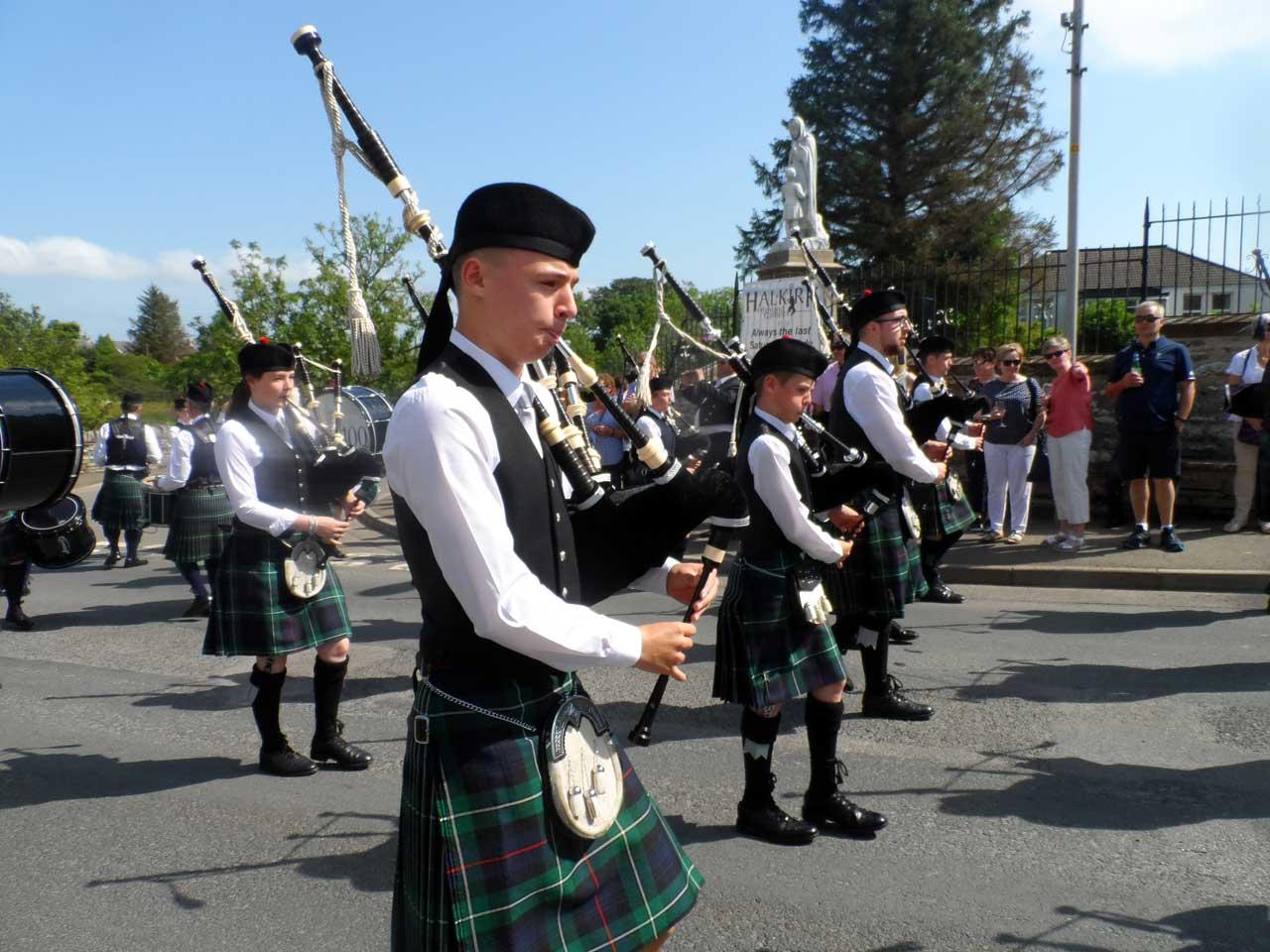 Photo: Halkirk Highland Games 2019