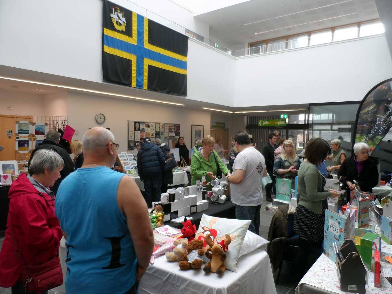 Photo: Wick Indoor Market