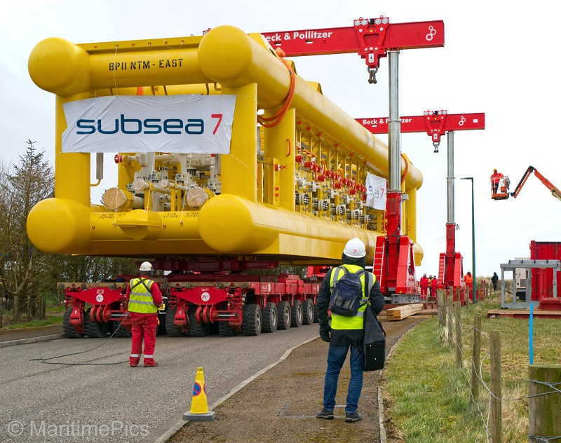 Photo: Another Towhead Heading For Subsea7