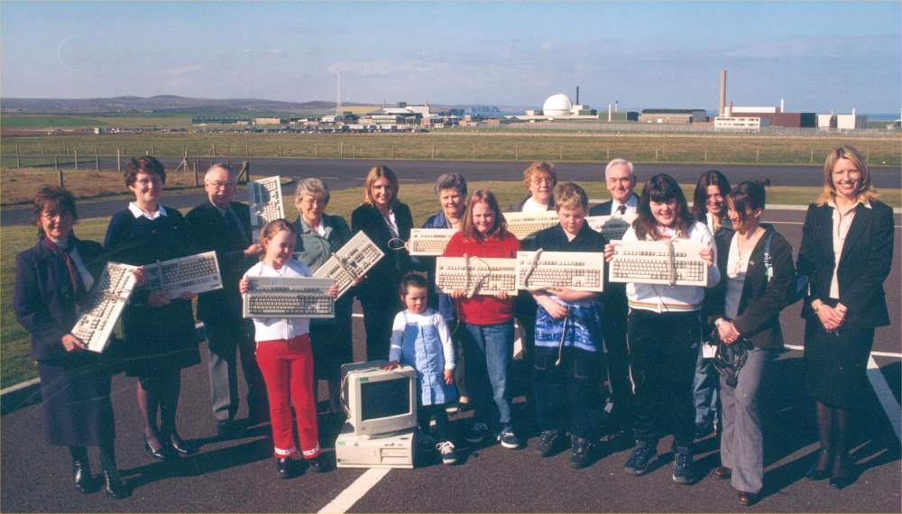 Photo: Computers For Charities