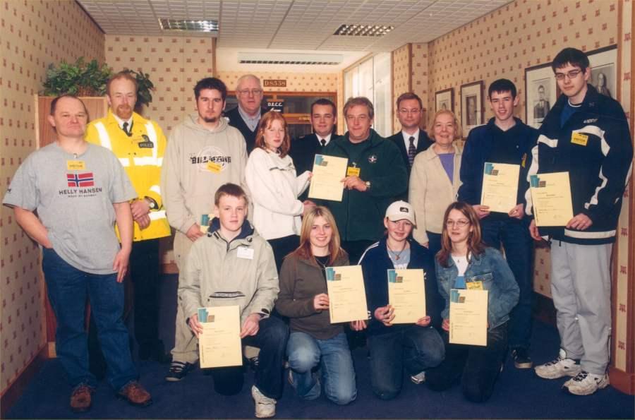 Photo: First Gear Certificates