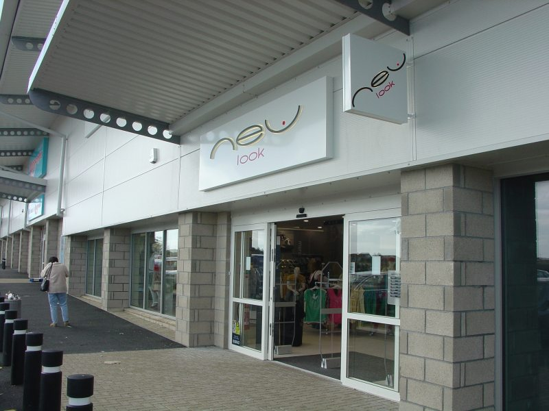 Photo: New Look At Wick Retail Park