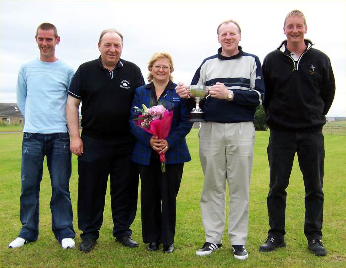 Photo: Lybster Golf Open Championship 2005