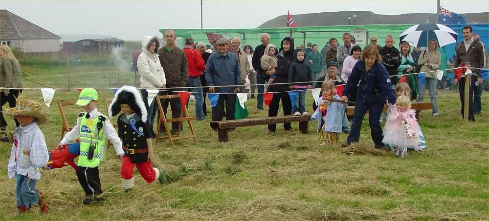 Photo: Marymas Fair At Dunnet - 27 August 2005