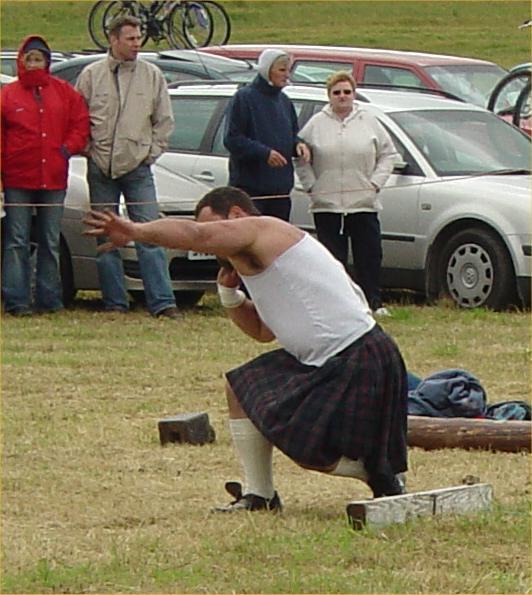 Photo: Mey Highland Games 2005