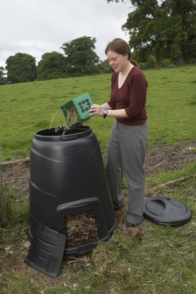 Photo: Highland Council To Offer Discounted Compost Bins