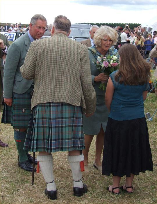 Photo: Mey Highland Games 2006