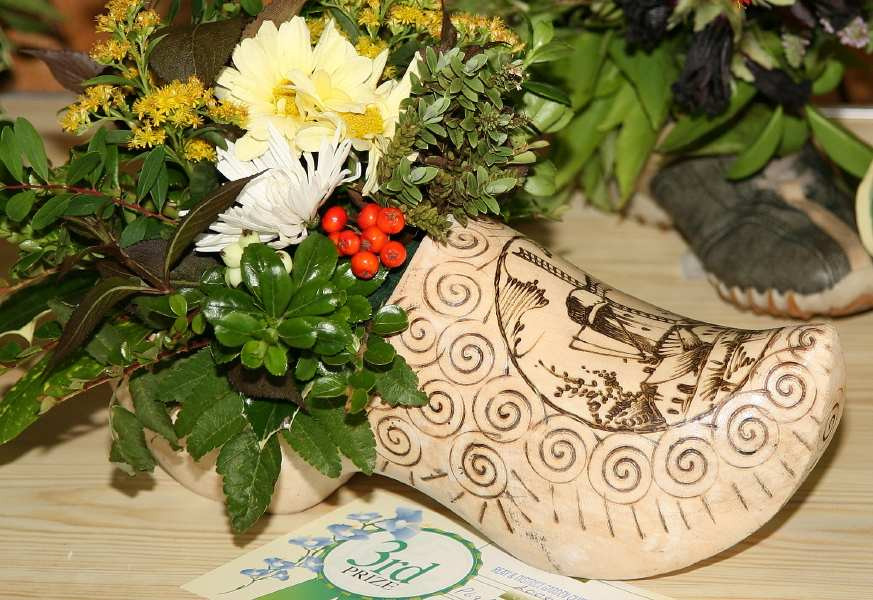 Photo: Reay Horticultural Show 2006