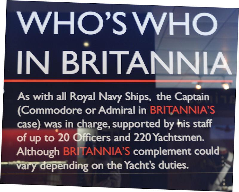 Photo: Britannia - Noel Donaldson