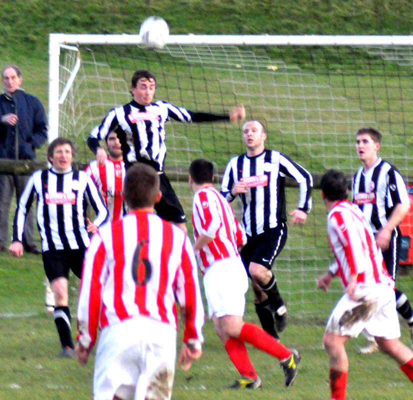 Photo: Wick Academy 1 V Formatine United 3