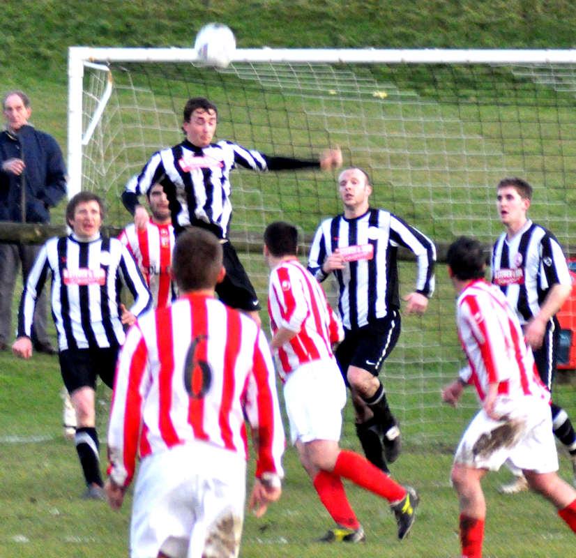 Photo: Wick Academy 1 V Formatine United 3