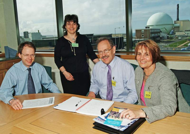 Photo: Economic Development After Dounreay