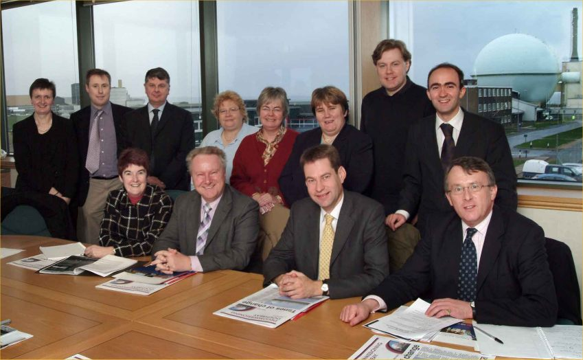 Photo: Enterprise And Culture Committee Visit