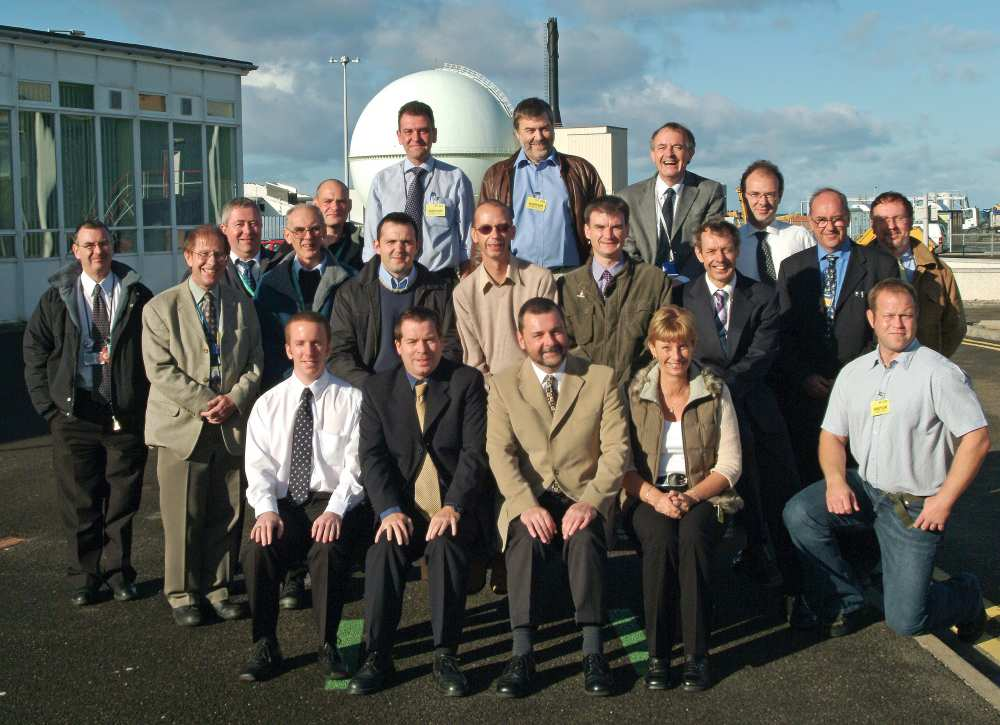 Photo: Tritium Users Group Meeting At Dounreay