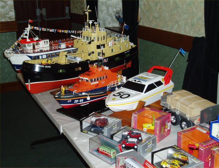 Photo: Model Club Show - February 2005