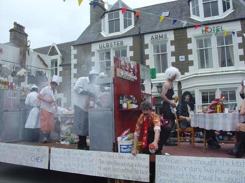 Photo: Halkirk Gala 2004