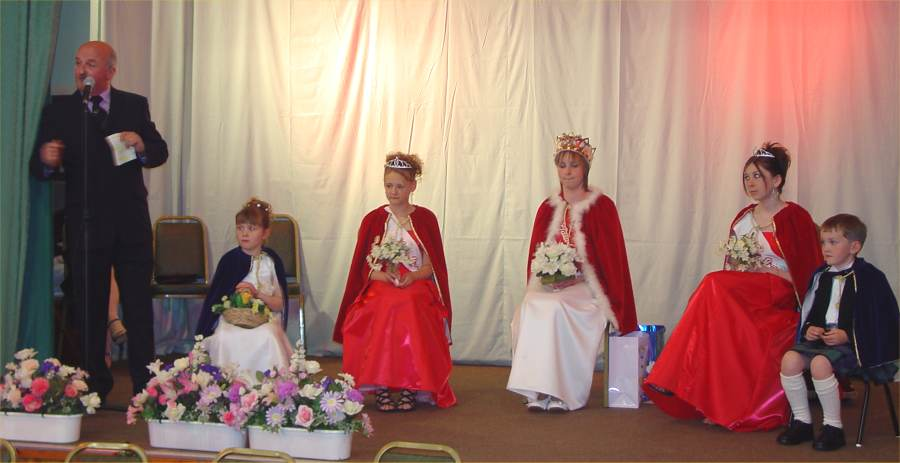 Photo: Lybster Gala 2004