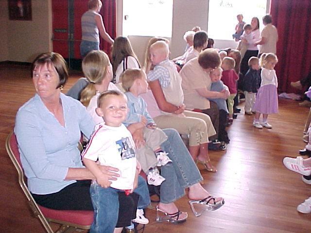 Photo: Baby Show 2003