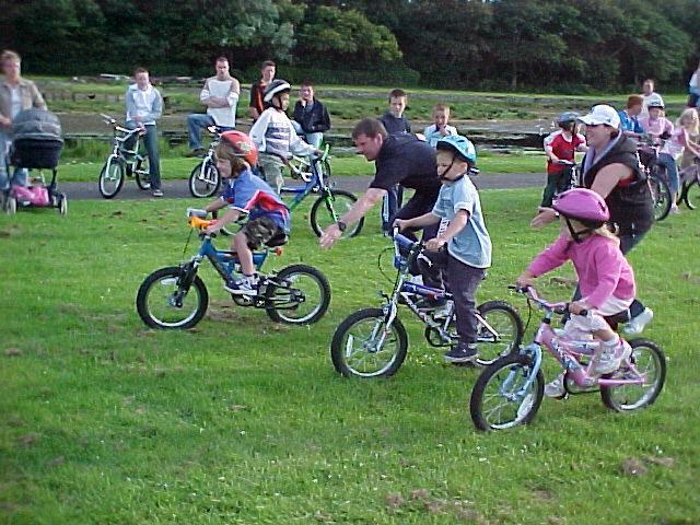Photo: Wick Cycle Races