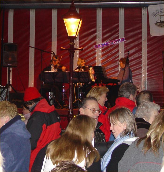 Photo: Wick - Hogmanay Street Party
