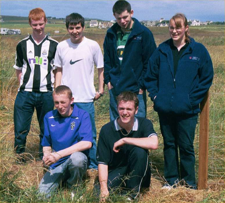 Photo: The Apprentices