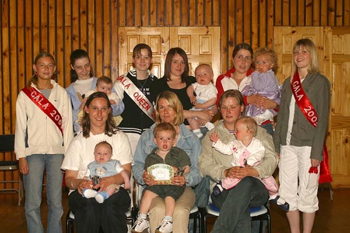 Photo: Castletown Baby Show