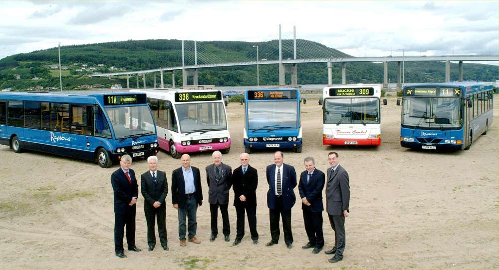 Photo: Passenger Friendly Buses On Highland Routes