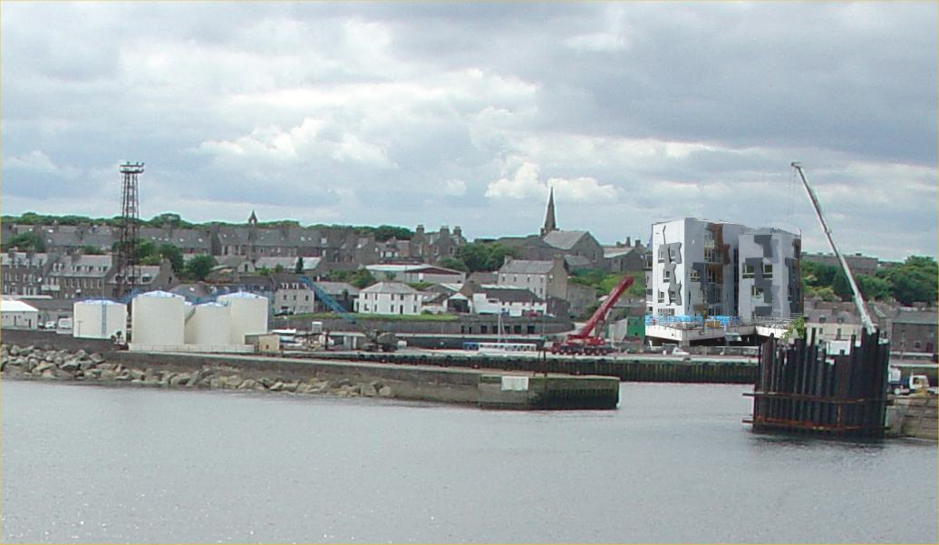 Photo: A New Government Building Could Transform Wick