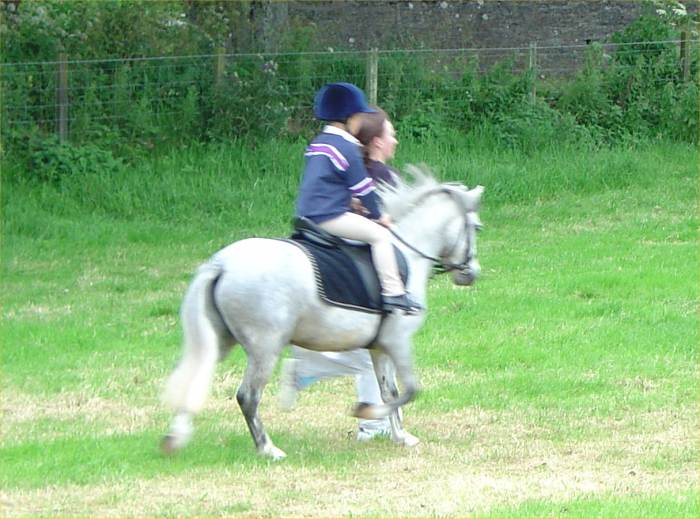 Photo: Wick Gala Gymkhana 2005