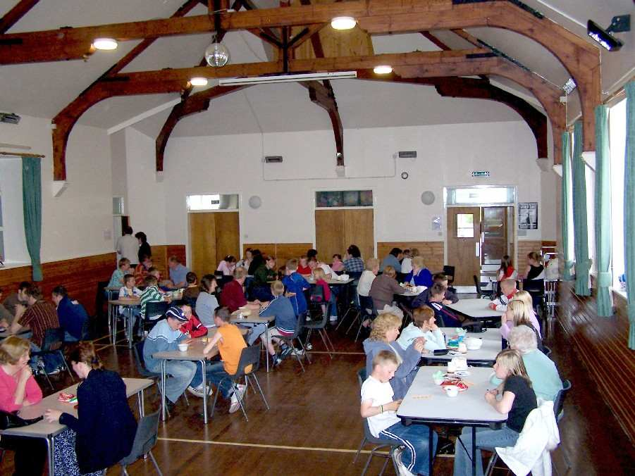 Photo: Lybster Gala Quiz 2005